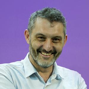 Óscar Urralburu Arza. Secretario General y portavoz en la Asamblea regional