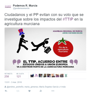 Tuit TTIP