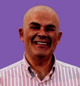 Luis Gallego, Secretario de Formación y Cultura de Podemos RM.