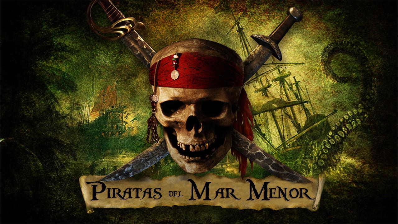montaje de piratas del caribe a piratas del mar menor