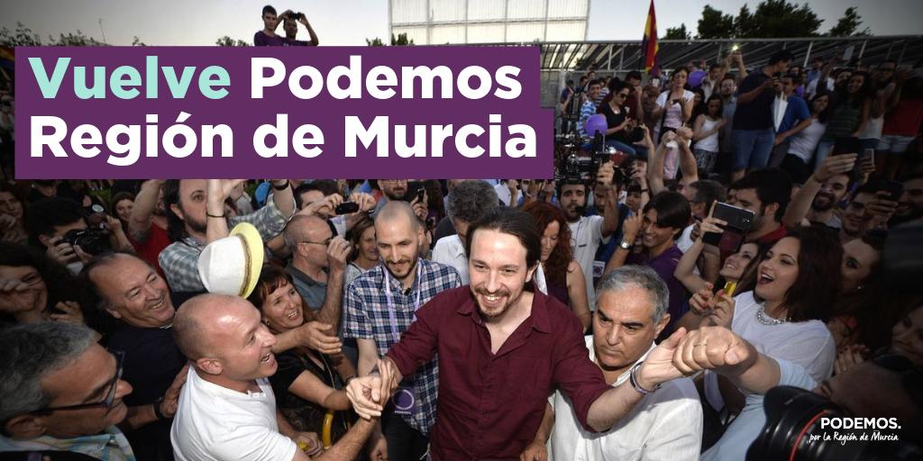 Asamblea Podemos Vuelve