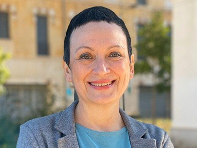 María Marín, portavoz de Podemos Región de Murcia