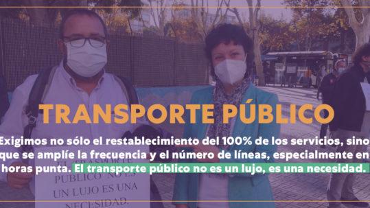 transporte público murcia