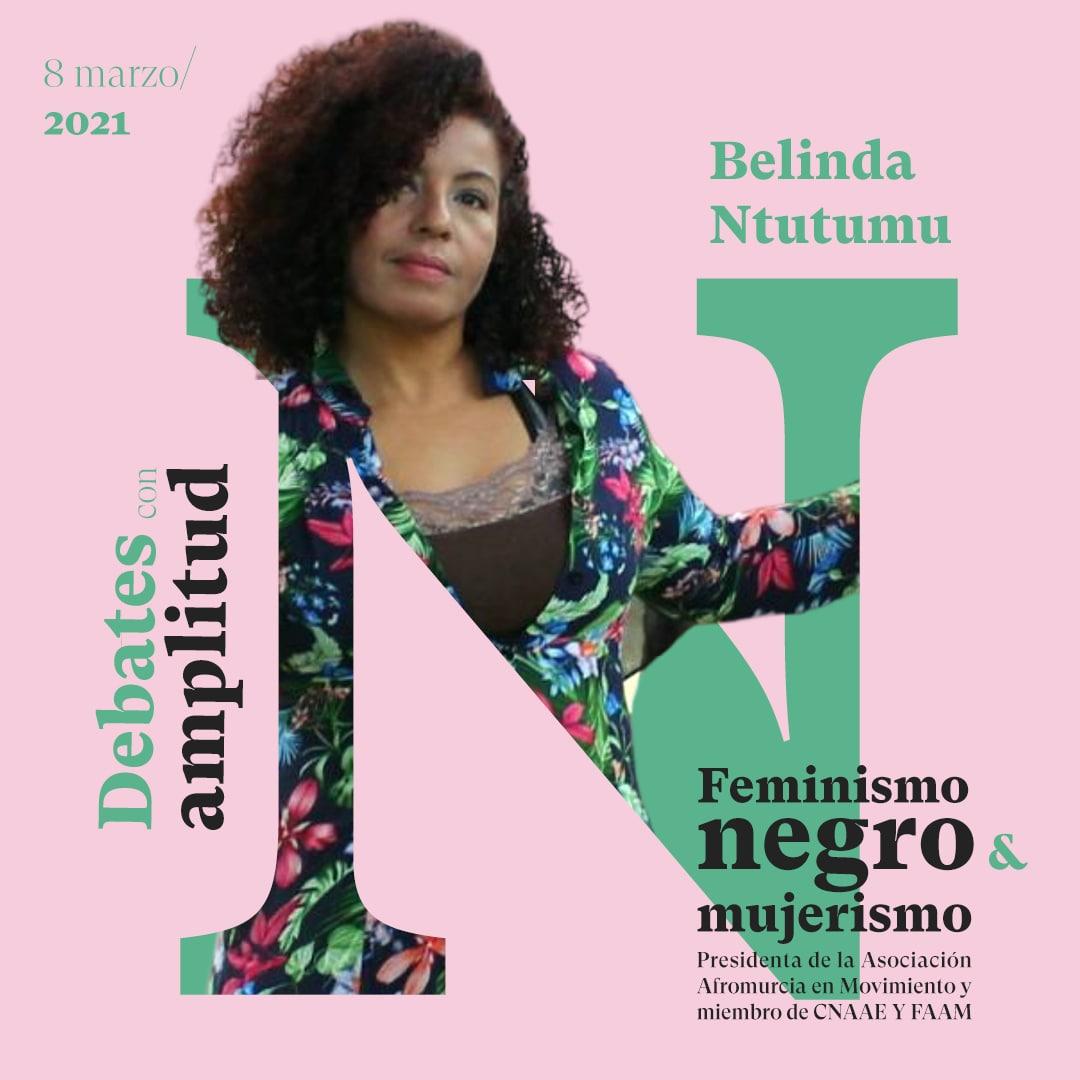 Belinda Ntumutu