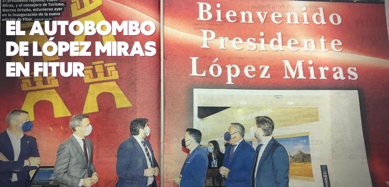 López Miras en FITUR