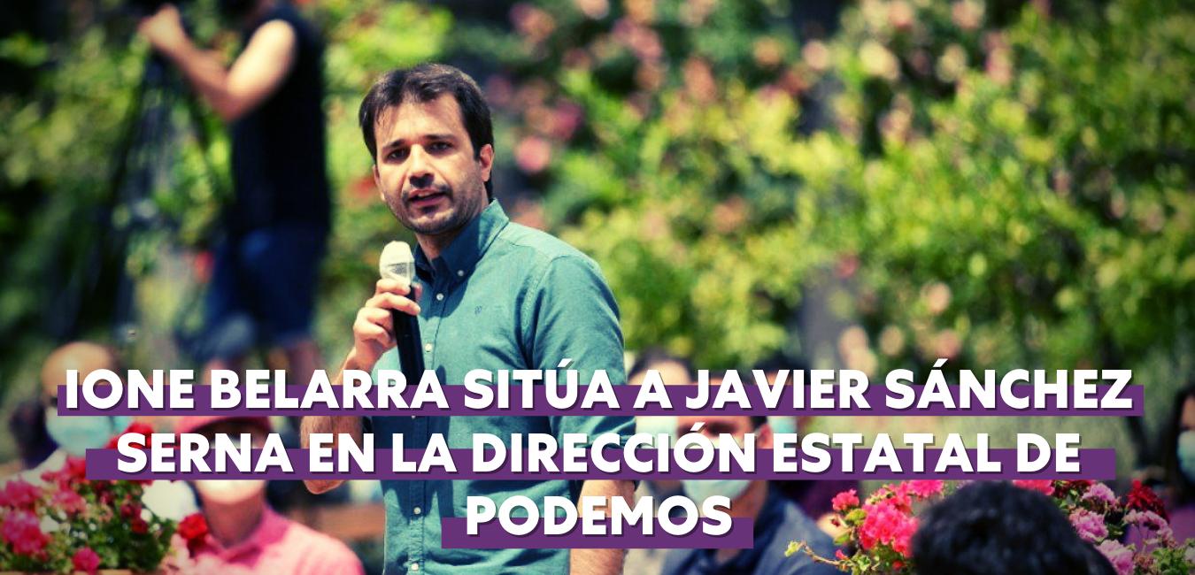 Javier Sánchez Serna